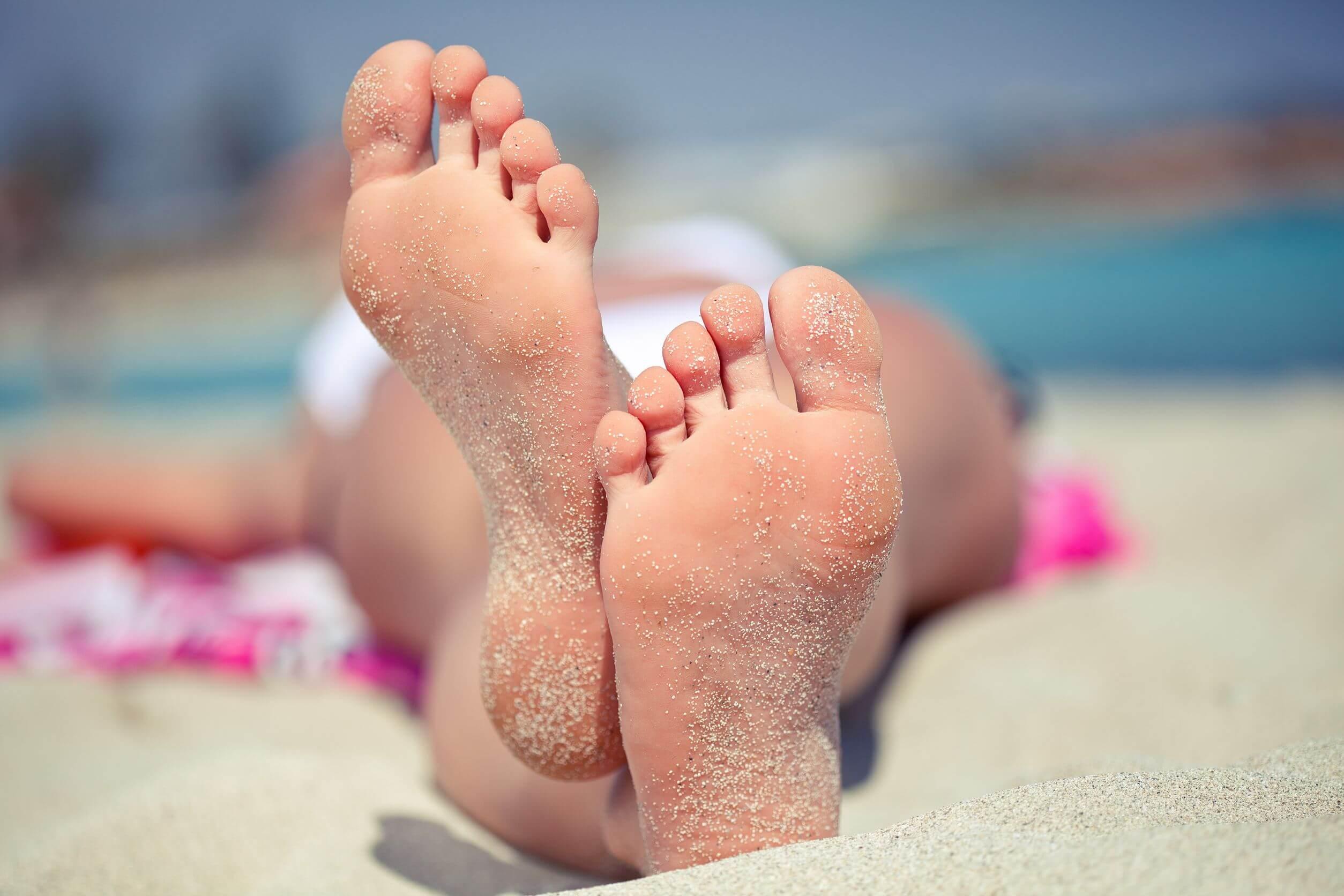 8 dicas para cuidar dos seus pés neste verão caso tenha diabetes - podologia braga